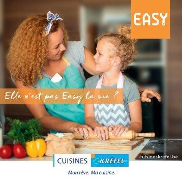 Cuisines Krëfel - Cuisines Easy