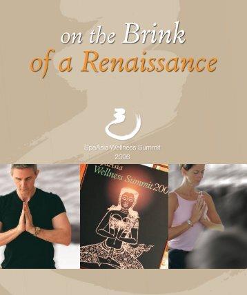 of a Renaissance on the Brink - DrNoah.net
