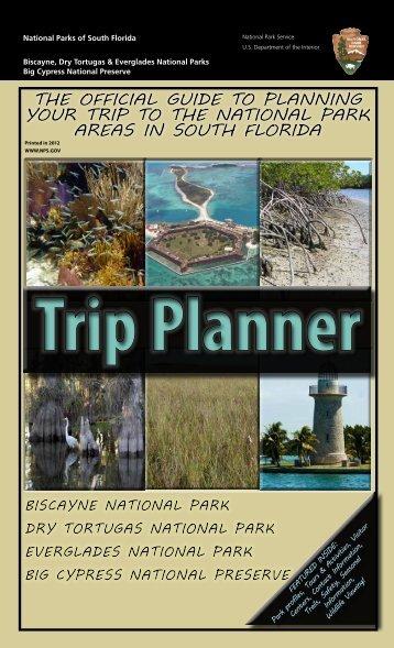 Trip Planner - National Park Service