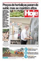 Novos cabos em Toledo - Jornal Hoje