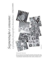 Segmentação e consumo: a produção fonográfica ... - ArtCultura