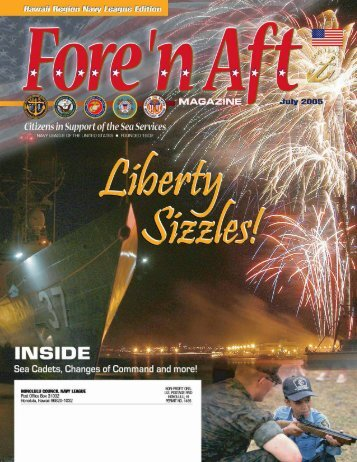 JULY 2005 - Fore n' Aft Magazine