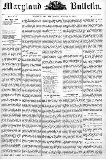 v021i03 1900 October - Maryland School for the Deaf