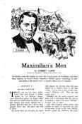 Maximillian's Men - Mon Legionnaire - Page 2