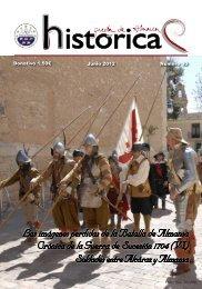 VI - Batalla de Almansa - of tvalmansa.com