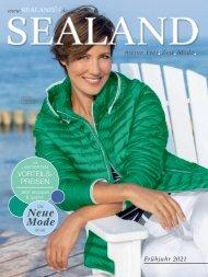 Sealand Katalog Frühjahr 2021