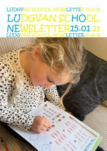 Newsletter 9 15.01.21
