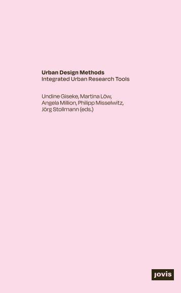 Urban Design Methods