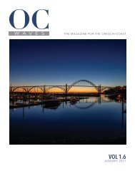 Oregon Coast Waves - 1.6 January 2021