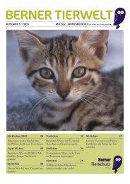 10 TierSchau - Berner Tierschutz