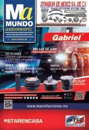Mundo Automotriz  La Revista 298 edición enero 2021