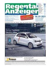 Regental-Anzeiger 01-21