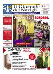 Giornale dei Navigli n. 2 - 15 gennaio 2021