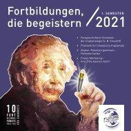 Kursprogramm 2021 der Future Dental Academy