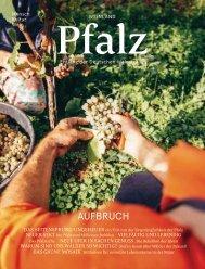 Urlaubsmagazin Deutsche Weinstraße Pfalz 2021