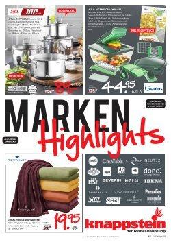 Marken-Highlights (Remscheid + Sauerland)