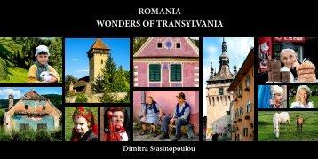ROMANIA - WONDERS OF TRANSYLVANIA