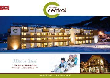NEU - Central Ferienanlage Appartements Flachau Salzburger Land