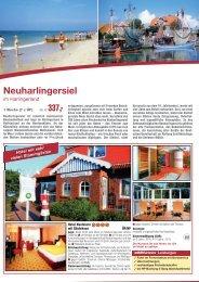 Neuharlingersiel - Anton Graf GmbH Reisen & Spedition