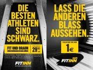 LASS DIE ANDEREN BLASS AUSSEHEN. - Fitinn