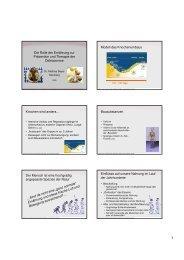 Osteoporose und Ernährung - Praxis für Endokrinologie Nürnberg