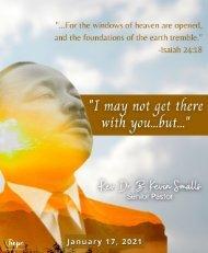 January 17, 2021 Bulletin - 2nd Sunday after Epiphany