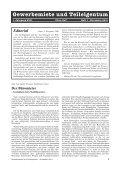 """Fachzeitschrift """"Gewerbemiete und Teileigentum"""" (GuT) - Seite 3"""