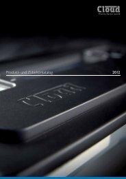 Katalog 2012 - SEA Vertrieb & Consulting