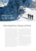 selling points - Enjoy Slovakia DMC - Page 3