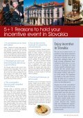 selling points - Enjoy Slovakia DMC - Page 5