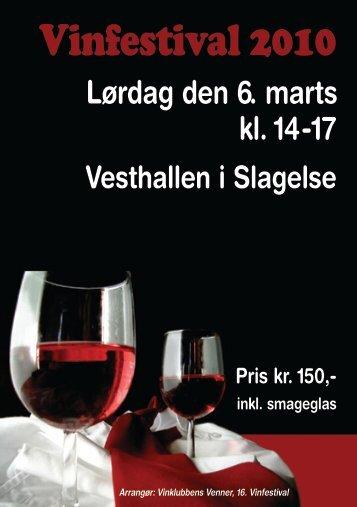 Vinfestival 2010 - Vinklubben Slagelse