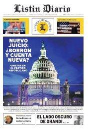 Listín Diario 01-17-2021