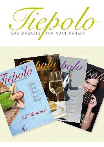 zum Anbeißen! ...einfach - Tiepolo - Das Magazin für Mainfranken