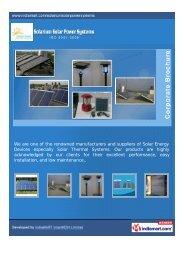 Solarium Solar Power Systems, Ludhiana ... - IndiaMART