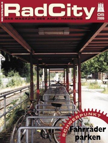 Fahrrad- parkhaus Altona - ADFC Hamburg