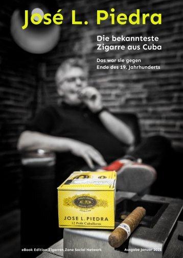 eBook José L. Piedra - Eine kubanische Zigarrenmarke