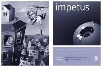 Magazin der Hochschule für Angewandte Wissenschaften Hamburg ...