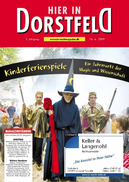 Die Kommunalwahl in Dortmund - Dortmunder & Schwerter ...