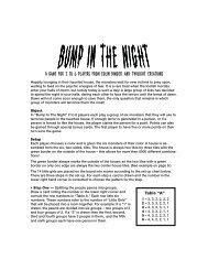 cheat sheet - Twilight Creations