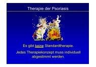 Dr. R. Cummerow: Psoriasis vulgaris