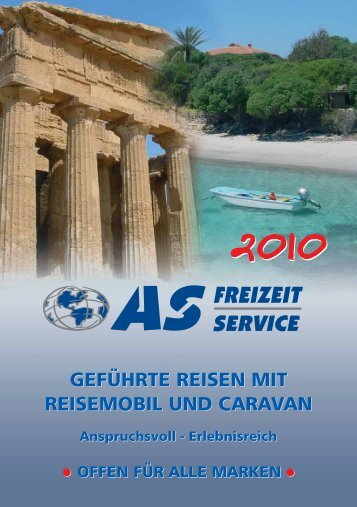 D-23769 Fehmarn Tel. (0 43 71) - AS Freizeit Service