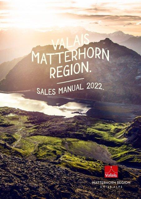 Sales Manual (brochure) – short-haul markets