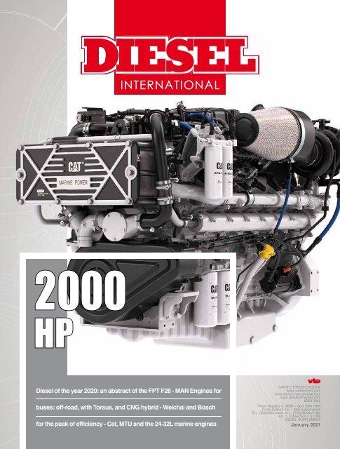 Diesel International 2021-01