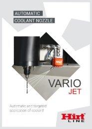 Hirt-Line VarioJet automatic nozzle