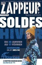 Le P'tit Zappeur - Tours #499
