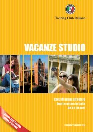 VACANZE STUDIO - Touring Club Italiano