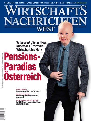 at - Wirtschaftsnachrichten
