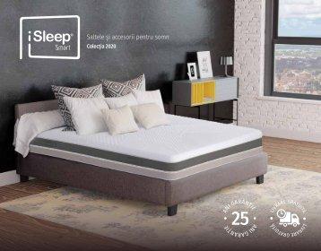 Catalog iSleep 2020