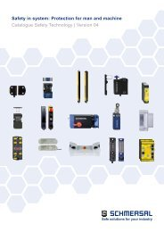 Catalogue Safety Technology | Version 04 [EN]