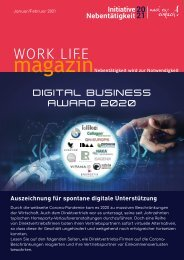 Work Life Magazin 01_2021